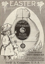 Easter Ad 1900s