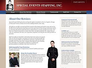 Special Events StaffingLOL