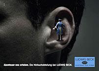 Ludwig Beck ad