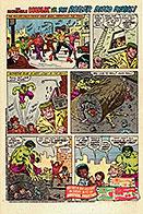 The Incredible Hulk Hostess Ad