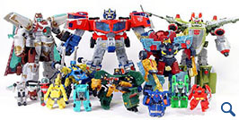 Classic-Transformer-Toy-Line