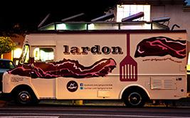 Lardon-truck