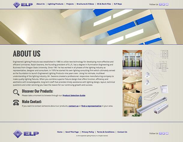 ELP Lighting u2013 About Us  sc 1 st  Rigney Graphics & ELP Lighting - About Us » Rigney Graphics