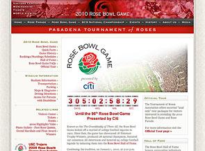 Tournament of RosesLOL