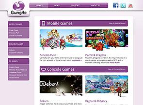 GungHo Online Entertainment AmericaLOL