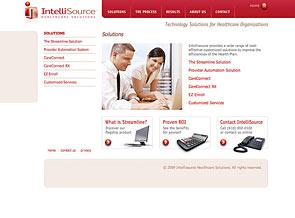 IntelliSource Healthcare SolutionsLOL