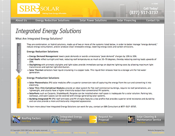 Sbr Solar 187 Rigney Graphics