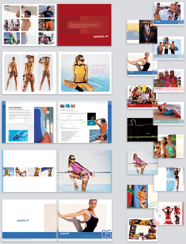 Speedo: Sales Catalogs and CAD DrawingsLOL