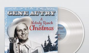 A Melody Ranch Christmas Vinyl LP